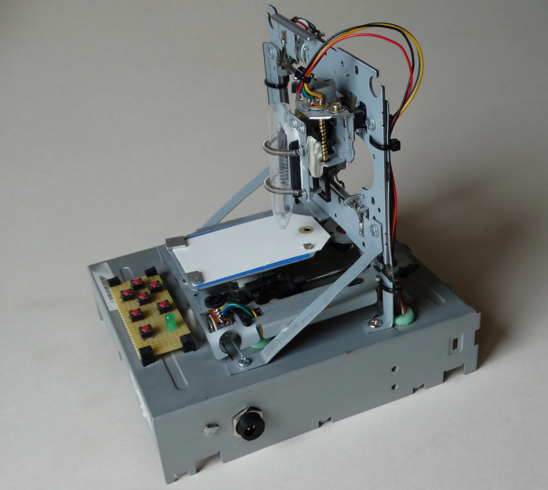 Make With Ada Arm Cortex M Cnc Controller The Adacore Blog