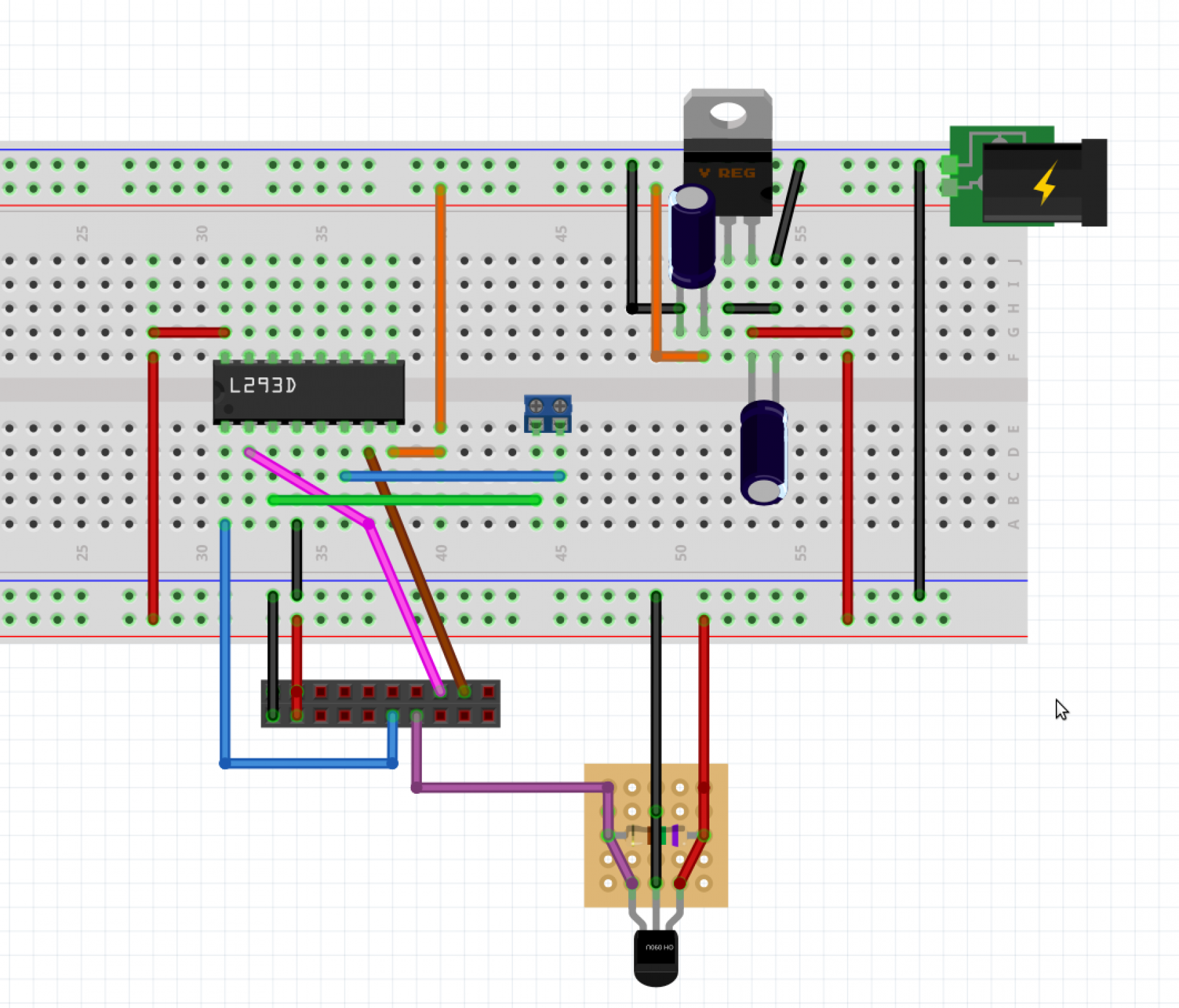 Make with Ada: All that is useless is essential - The ... Stm F Schematic on