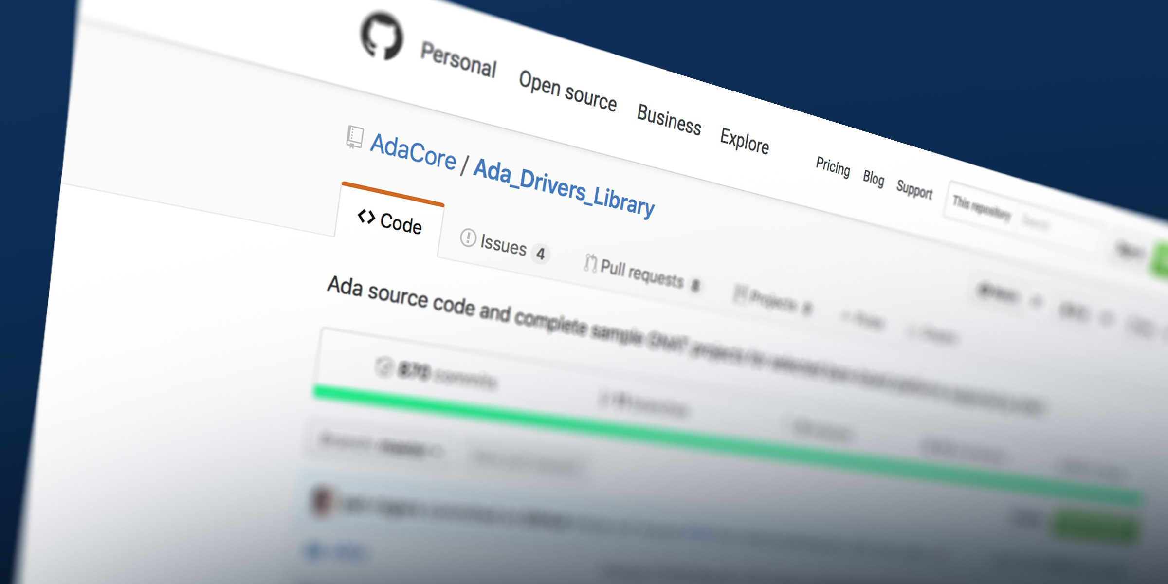 Getting started with the Ada Drivers Library device drivers